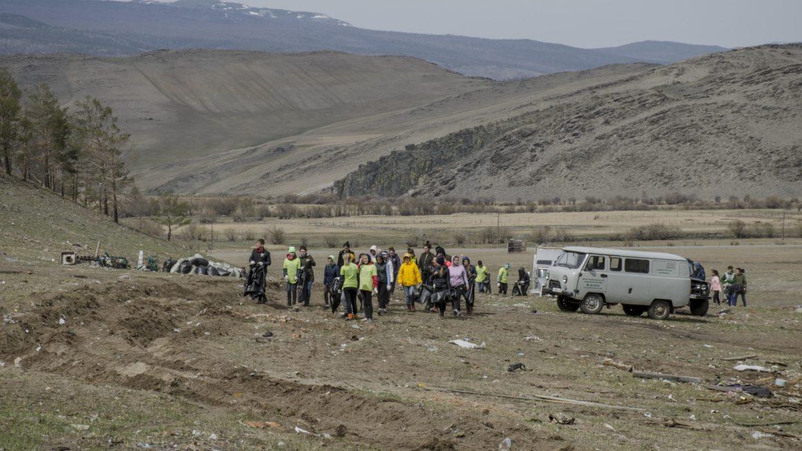 Молодёжная экологическая экспедиция
